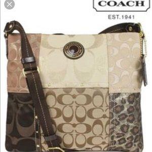 NWOT Coach Satcchel